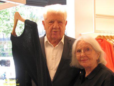 Jean Bousquet and Dorothée Jacobson