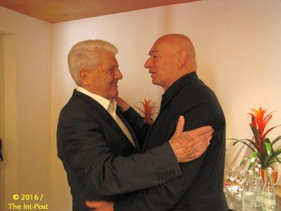 Jean Bousquet and Nouvel