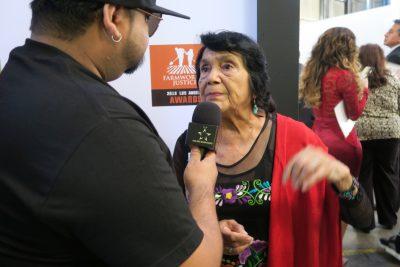 Dolores Huerta interviewed